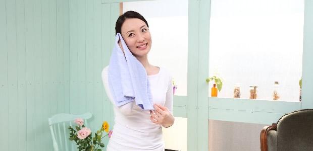 女性の加齢臭対策法
