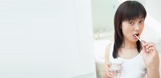 女性の口臭対策